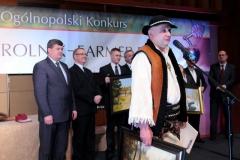 Konkurs Rolnik Farmer Roku Warszawa