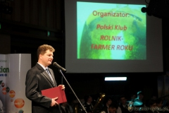 ROLNIK-FARMER ROKU 2011 WARSZAWA